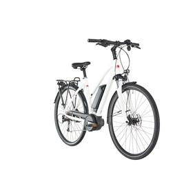 Ortler Bozen E-Trekking Bike Trapez white